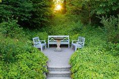 """Auf den Spuren der Lieblingspflanzen des Dichters: """"Mit Goethe im Garten"""" von Renate Hücking ©Marion Nickig"""