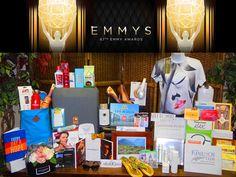 Emmy Awards Celeb Gift Bag 2015 sweepstakes