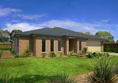 GJ Gardner Home Designs: The Ferrara 283 - Facade Option 1. Visit www.localbuilders.com.au/home_builders_western_australia.htm to find your ideal home design in Western Australia