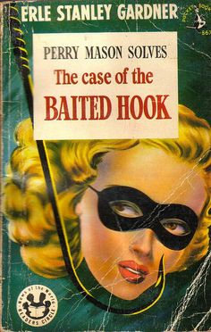 Perry Mason-The Case of the Baited Hook-Erle Stanley Gardner