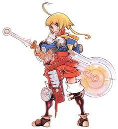 Final Fantasy Tactics - Marche