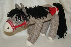 Sockhorse...I love this so much! want for Christmas(hint, hint)