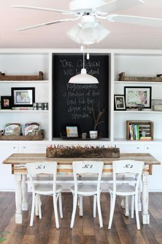 kid-friendly dining area, featured in February 2012, photo by Molly Winn