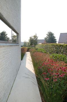 Love Garden, Garden Pool, Terrace Garden, Garden Paths, Garden Landscaping, Outdoor Plants, Outdoor Gardens, Landscape Architecture, Landscape Design