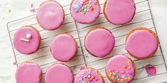 Raw Food Recipes, Baking Recipes, Cake Recipes, Pie Cake, No Bake Cake, Bakery Kitchen, Pastry School, Cupcake Images, Cupcake Cookies