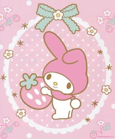 """My, O My Strawberry!"", as collected via Sanrio on 01/12/2014"