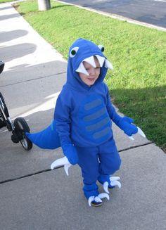 Dinosaur costume diy