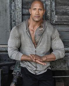 "Dwayne ""The Rock"" Johnson – ily(Favorite Person Guys) The Rock Dwayne Johnson, Rock Johnson, Dwayne The Rock, Johnson 2016, Gq, Gorgeous Men, Beautiful People, Beautiful Person, Michelle Rodriguez"