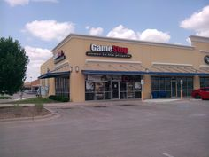 Game Stop, this one is located on highway 351 close to the new Wal-Mart