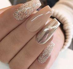 Chrome Nails Designs, Acrylic Nail Designs, Nail Art Designs, Pretty Nail Designs, Awesome Designs, Purple Nail, Rose Gold Nails, Purple Pedicure, Gold Gel Nails