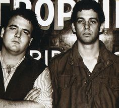 D. Boon and Mike Watt
