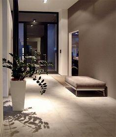 Living Room Designs, Living Room Decor, Interior And Exterior, Interior Design, House Entrance, Dream Home Design, House Rooms, Home And Living, House Styles