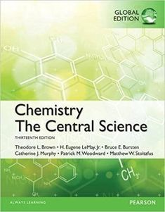Chemistry The Central Science, 13th Global Edition Digital Textbooks, Share Notes, Online Textbook, Paper Book, Film Books, Always Learning, Reading Online, Chemistry, Reading
