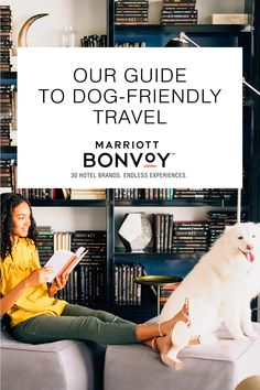 Bring your four-legged best friend on your next adventure with some tips from Marriott Bonvoy™. Wherever your future travels take you, our guidance can help keep your pup comfortable.