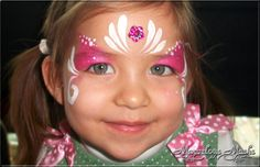 Princess Face Painting Designs