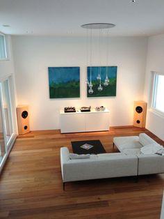 Swissonor loudspeakers & electronics