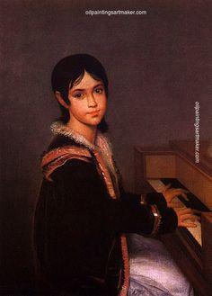 Domingos Sequeira Mariana Benedita Sequeira - Domingos Sequeira, painting Authorized official website
