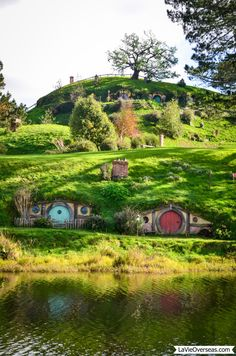 Bag End @ Hobbiton | Matamata, South Island, New Zealand