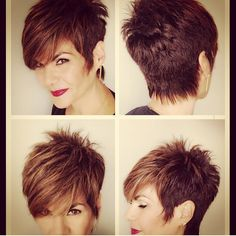 Short Spiky Hairstyles New 30 Spiky Short Haircuts  Pinterest  Short Spiky Hairstyles