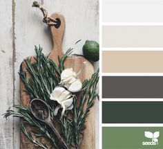 Color Seasoned | Design Seeds