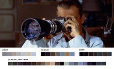 Un Tumblr s'éprend des palettes de couleurs de grands films