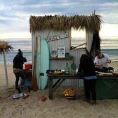 beachin' shack
