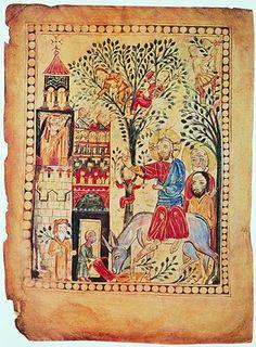 Ахпатское евангелие - Армянская миниатюра — Википедия