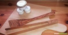 Natürliche Holzpflege selbst gemacht – für Küche und Möbel