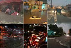 Sistema de aguas lluvias de San Pedro Sula tiene 40 años de desfase - Diario La Prensa
