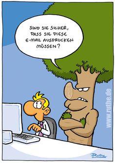 Cartoon von Ralph Ruthe #hwg