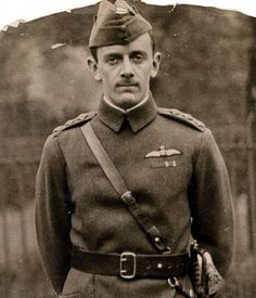 Lanoe George Hawker VC, DSO (30 December 1890 – 23 November 1916) was a British flying ace, with seven credited victories, during the First World War. He was the first British flying ace, and the third pilot to receive the Victoria Cross, the highest and most prestigious award for gallantry in the face of the enemy that can be awarded to British and Commonwealth forces. He was killed in a dogfight with the famous German flying ace Manfred von Richthofen