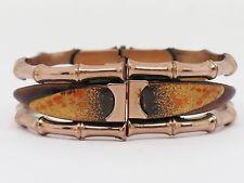 MATISSE RENOIR Copper & Enamel Bangle