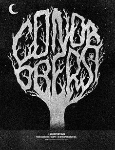 killer poster design, custom lettering, concept, execution
