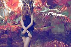 LOVE THIS!!!!!!!     Photosynthesis | Natalia Z | Timmothy Lee #photography