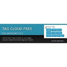 Opencart 2.x Tag Cloud Module Kurulum Makalesi
