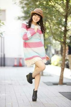 Kotoko Aihara Fashion