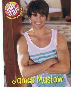 James Maslow Pop Star Magazine July 2011