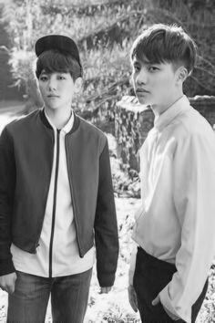 Baekhyun + D.O