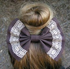 high bun for teens
