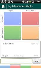 My Effectiveness Habits (beta)