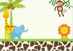 safari invite template