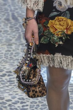 Dolce & Gabbana fall 2017 details