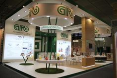 Giro Stand at the last Fruit Logistica exhibition in Berlin 2013