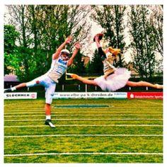 Ballet football