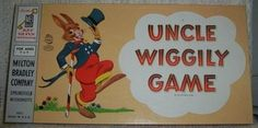 candyland game 1960's | Uncle Wiggly Game. This, Park & Shop, The Merry Milkman Game, Barbie ...