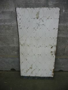 Tin Ceiling | Second Use, Seattle: Building Materials, Salvage, & Deconstruction