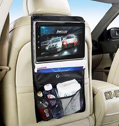 Zone Tech Backseat Automobile Storage Organizer With Touc... https://www.amazon.com/dp/B00YYEWYMU/ref=cm_sw_r_pi_dp_vn6Kxb30N7GQK