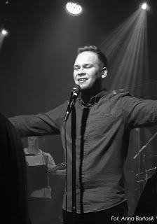 Amazing concert of Kuba Jurzyk. Amazing voice and talent.