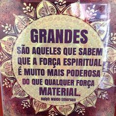 Grandes! #frases #vida #espiritualidade #instabynina