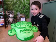 our life...: Maddox's Wild Kratts Party